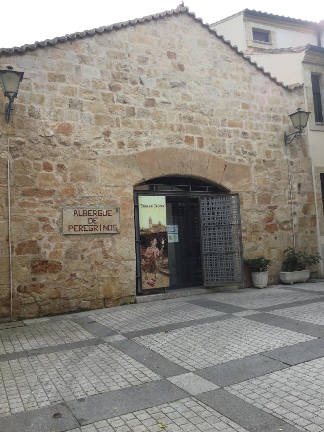 y first Refugio in Salamanca Spain sleeps 16 in 2 room